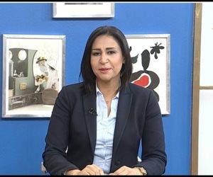 """دعاء حسن """"حرم البيه البواب"""".. من سكرتيرة إلى صعود مشبوه داخل إعلام الإخوان برتبة زوجة أيمن نور"""