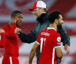 ليفربول ضد أرسنال.. صلاح يقود هجوم الريدز والننى بديلا مع الجانرز بكأس الرابطة