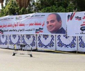 مواطنو قنا يتوافدون على ميدان المحطة استعدادا للاحتفال بذكرى نصر 6 أكتوبر (صور)