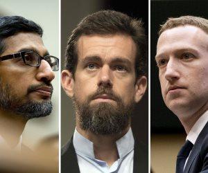 رؤساء شركات التقنية في مواجهة مجلس الشيوخ الأمريكي
