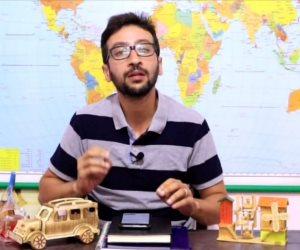 اليوتيوبر الفلسطيني أحمد بسام: «الجزيرة» مصنع غسل العقول.. وعبدالله الشريف يستهدف الجيوش العربية