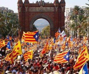 """كل ما تريد معرفته عن فشل استفتاء استقلال """"كتالونيا"""" في س وج"""