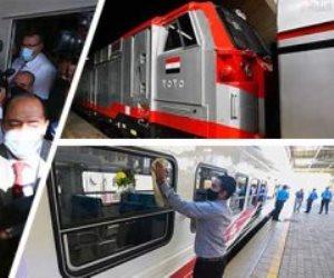 """مع دخول العربات المكيفة الروسية والإسبانية .. """" السكة الحديد"""" تنفذ خطة لتشغيل قطارات مكيفة لأول مرة بالخطوط الفرعية والضواحى منتصف 2012"""
