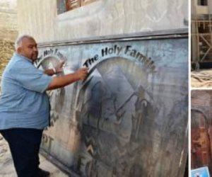 مشروع مسار العائلة المقدسة.. المنيا تكثف جهودها للانتهاء من المرحلة الثانية