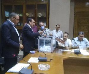 قرعة علنية لتوزيع 1152 وحدة سكنية على المنقولين من الشيخ زويد ورفح بشمال سيناء ( صور)