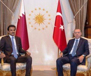 قطر وتركيا والتجارة الحرام.. محور الشر يدعو للمقاطعة في العلن ويحمي استثماراته بالسر والأرقام الرسمية تكشف الفضيحة