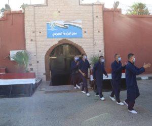 بمناسبة احتفالات النصر.. الإفراج عن 2081 نزيلاً من السجون بعفو رئاسي وشرطي (صور)