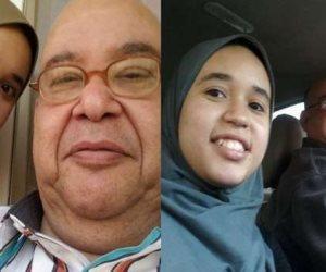 ابنة صفاء جلال ليست الأخيرة.. السوشيال ميديا تشعل جدل حجاب بنات النجوم (صور)