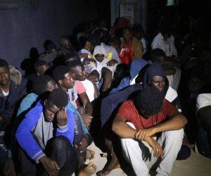 جرائم مليشيات الإخوان في ليبيا.. تمول نفسها من الإتجار بالبشر