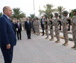 خبراء يكشفون سر مبالغة أردوغان بدور قواته في قطر.. ماذا قالوا عن شطحات بهلول إسطنبول؟