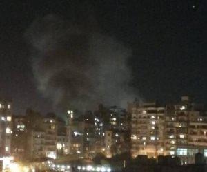 دوي يهز بيروت.. تفاصيل انفجار العاصمة اللبنانية