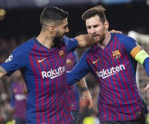 سواريز: ميسي سيبقى في برشلونة إذا تحقق هذا الشرط