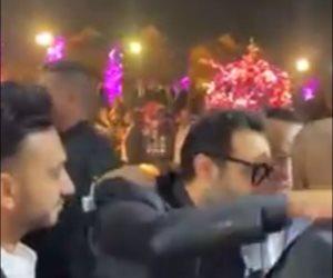 مدير أعمال أحمد فهمي يروي تفاصيل سب «شيكابالا» للأهلي وخناقته مع الفنان