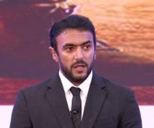 أحمد العوضى عن تجسيده شخصية الخائن هشام عشماوى: عشت فى صراع نفسى