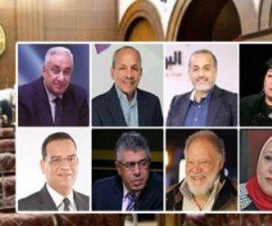 السيرة الذاتية للمعينين بالشيوخ.. 10صحفيين وإعلاميين يزينون القائمة و5 عن تنسيقية الأحزاب