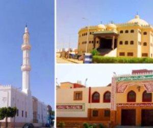 افتتاح 44 مسجدا في 11 محافظة غدا.. اعرف الأسماء والتفاصيل
