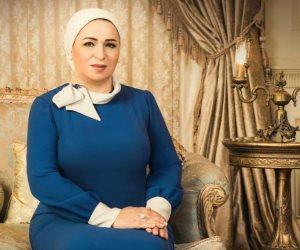 السيدة انتصار السيسى فى حلقة خاصة مع إسعاد يونس على dmc الليلة.. فيديو