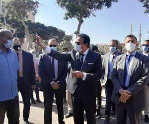 من «عين شمس».. وزير التعليم العالي يشهد انطلاق العام الجامعي الجديد