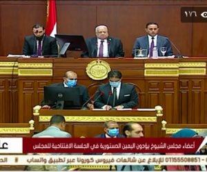 المستشار عبد الوهاب عبد الرازق يترشح لرئاسة مجلس الشيوخ