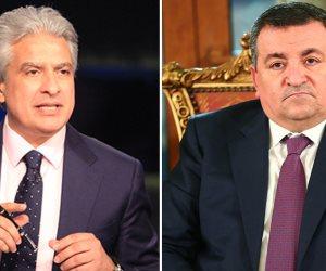 وائل الإبراشى: أسامة هيكل يعادى إعلام الدولة وطموحاته أكبر من إمكانياته