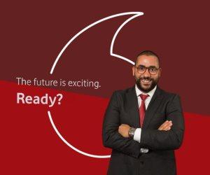 كريم عيد رئيسا لقطاع التسويق التجارى بڤودافون مصر