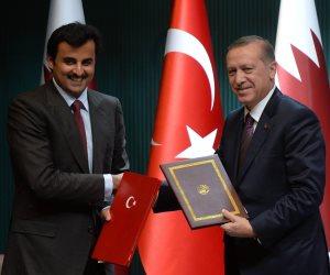 تميم يطلق حملة مضادة للمقاطعة العربية.. وخسائر أردوغان تصل لملايين الدولارات
