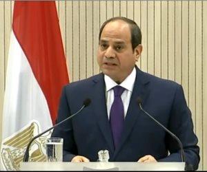 السيسي يدعو خلال القمة الثلاثية مع قبرص واليونان للتصدى للدول الداعمة للإرهاب
