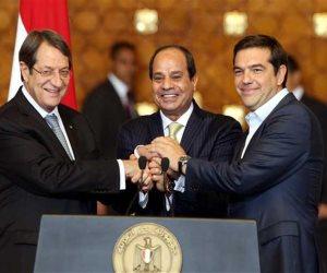 سفير مصر بقبرص: توقيت القمة الثلاثية هام جدا فى ظل تطورات المنطقة
