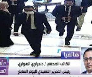 دندراوي الهواري: وزير الإعلام يتعامل مع زملائه كأنهم أعداء.. وصف الإخوان بـ«الفصيل»