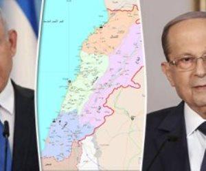 """ترسيم حدود لبنان وإسرائيل.. الخرائط تضع نصف حقل كاريش الإسرائيلى داخل المياه اللبنانية.. و""""عون"""" يأمل فى التوصل لاتفاق جاد"""