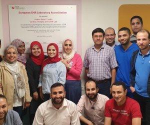 مؤسسة مجدي يعقوب لأمراض وأبحاث القلب- مركز أسوان للقلب الأول في الشرق الأوسط الحاصل على شهادة الاعتماد الدولي CMR من الجمعية الأوروبية لأمراض القلب