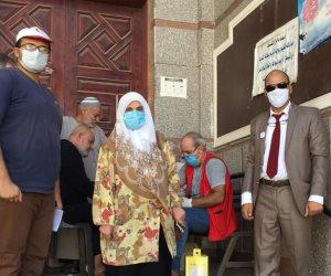 زيادة الإقبال على فحص الأمراض المزمنة ضمن مبادرة 100 مليون صحة بشمال سيناء (صور)