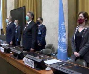اجتماعات القاهرة كانت البداية.. العسكريون الليبيون يوقعون اتفاقاً لوقف إطلاق النار بجنيف