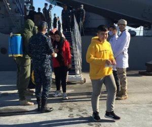 في واقعة إنقاذ السفينة التركية.. مصر تتعامل بشرف مع الخصوم