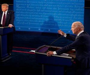 ترامب VS بايدن.. ماذا دار في البروفة الأخيرة لانتخابات الرئاسة الأمريكية؟