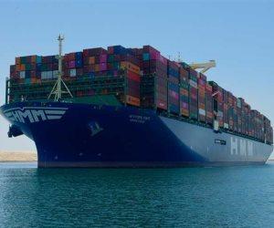 كيف تحدت قناة السويس الجائحة العالمية لتتربع على عرش التجارة الدولية؟