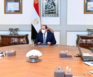 السيسي يوجه ببدء تنفيذ مبادرة مصر الرقمية لدعم التحول الرقمي للأداء الحكومي