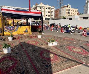 فتح لجان البحر الأحمر ثانى أيام انتخابات النواب.. صور
