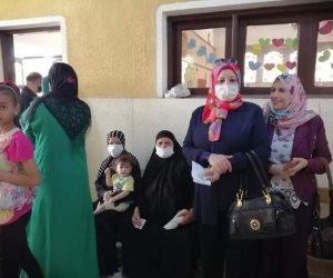 المقار الانتخابية بالمنيا تفتح أبوابها ثانى أيام انتخابات النواب.. ومشاركة واسعة للمرأة