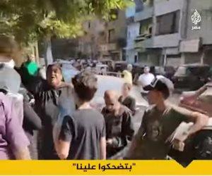 """""""الكذب ملوش رجلين"""".. الجزيرة القطرية تبث فيديو لانتخابات النواب بالقاهرة! (وهي مرحلة ثانية) (صور)"""