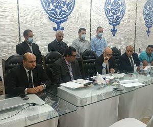 الدائرة الأولى فى مطروح.. جمال رسلان 24974 صوتاً وياسين محمد صالح عبد الله 14568