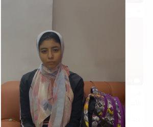 الأمن يعيد فتاة بورسعيد بعد هروبها من المنزل لخلافات أسرية (فيديو