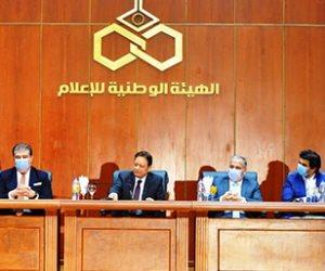 الهيئات الإعلامية تجتمع برؤساء تحرير الصحف والإعلاميين.. ومطالب بـ «مجلس حرب»