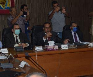 محافظ شمال سيناء يعلن تغيير اسم قرية رابعة إلى «30 يونيو» (صور)