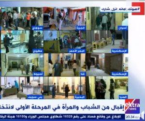 تغطية انتخابات النواب.. مهنية الإعلام المصري تهزم فبركة الجزيرة وأخواتها (صور)