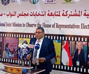 البعثة الدولية تؤكد تسهيل الأمن دخول اللجان وتعاون القائمين على انتخابات النواب