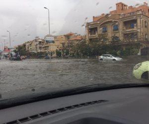 المرور تتأهب لسوء الأحوال الجوية.. غلق 8 طرق سريعة وصحراوية بسبب السيول وعمليات إصلاح عاجلة للمحاور