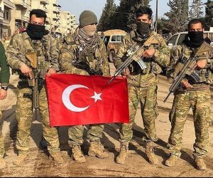 """""""شيطان الإرهاب"""" التركي.. أنقرة تصر على إرسال مرتزقة إلى أذربيجان.. وعقبات تواجه تجنيدهم"""