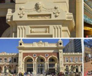 الأقدم بالشرق الأوسط وأفريقيا.. محطة سكك حديد الإسكندرية تحفة أثرية تستعيد بريقها