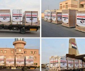 مصر ترسل مساعدات عاجلة للعراق تنفيذا لتوجيهات الرئيس السيسى